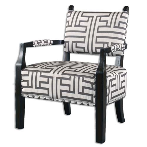 Uttermost Armchair terica Accent chair 23217
