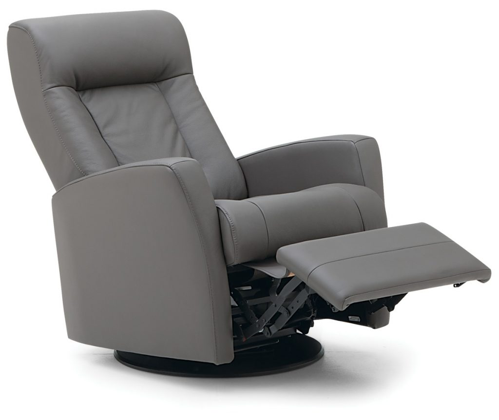 Banff II Palliser Leather Reclining Chair Recliner