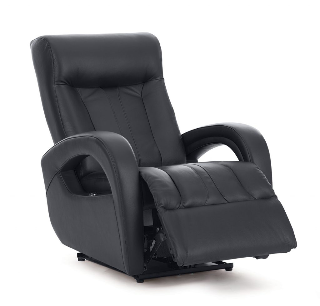 Bass Line Palliser Leather Armchair Recliner Chair