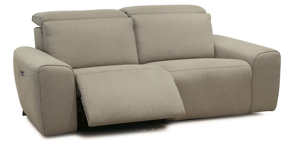 Beaumont Palliser Leather Sofa Loveseat