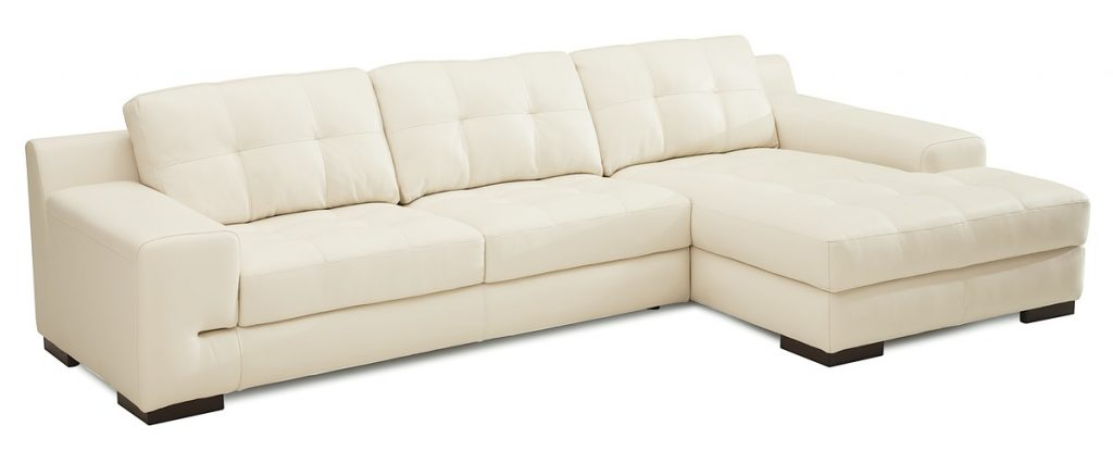 Bimini Palliser Leather Sectional Sofa