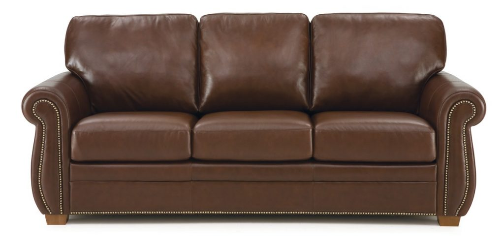 Blanco Palliser Leather Sofa Sectional