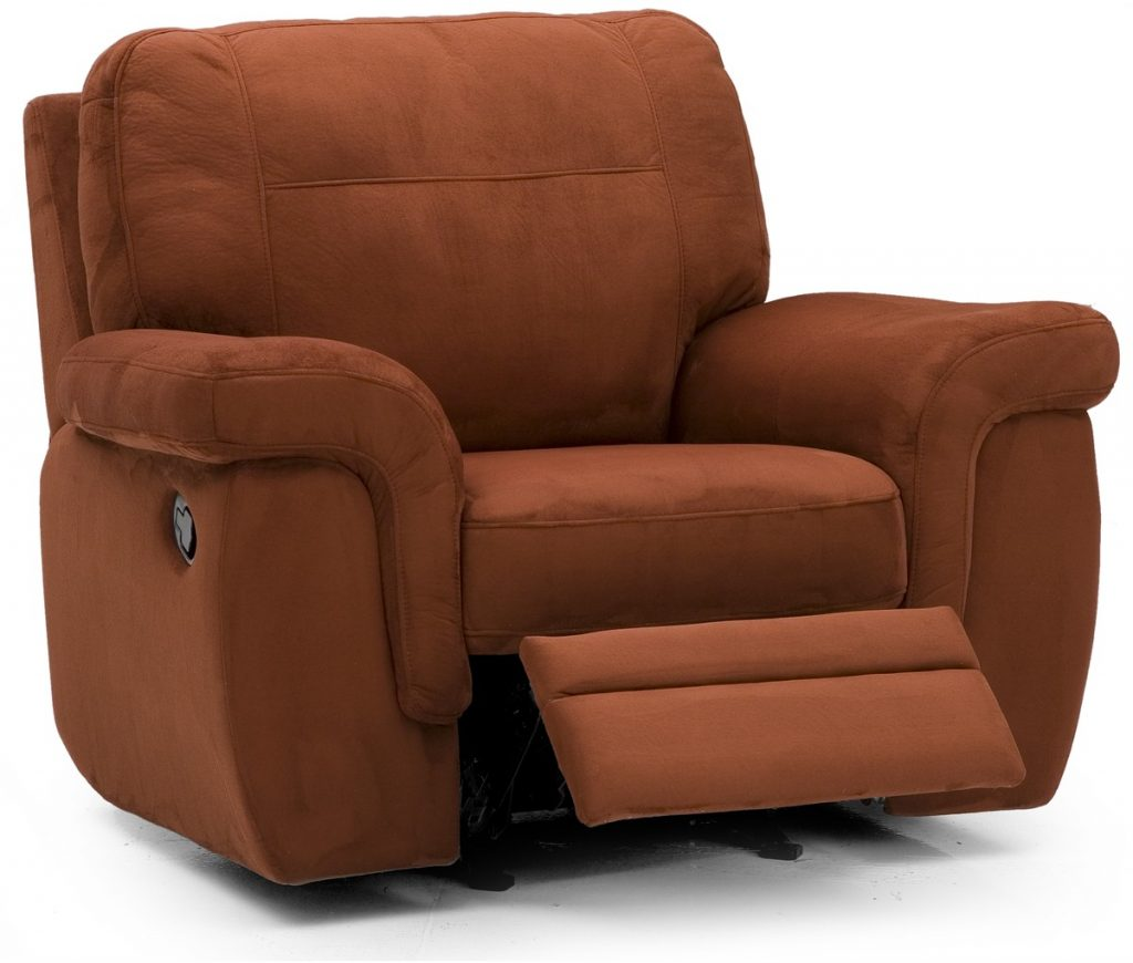 Brunswick palliser Leather Chair Recliner