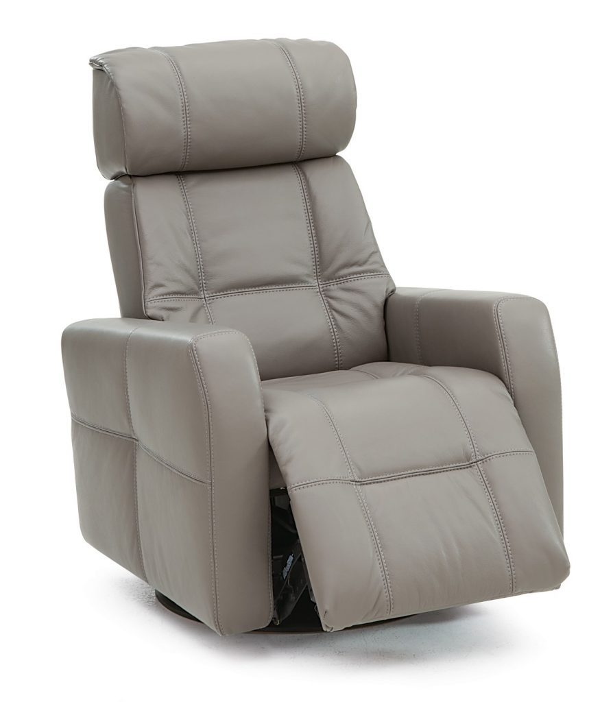 Myrtle Beach Leather Palliser Recliner