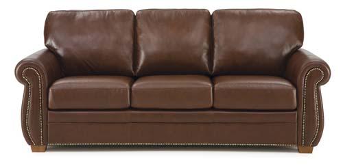 Palliser blanco sofa