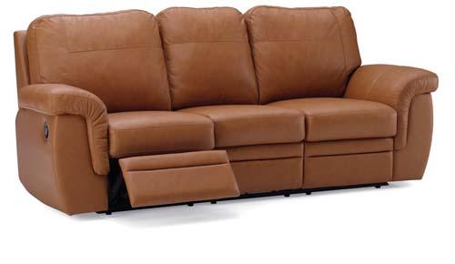 Palliser brunswick reclining sofa