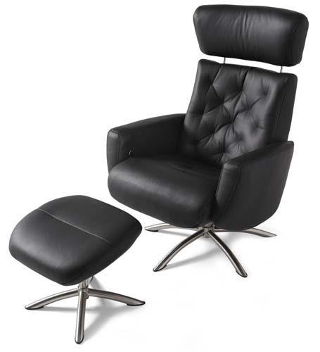 Palliser Quantum Q02 Chair & Ottoman