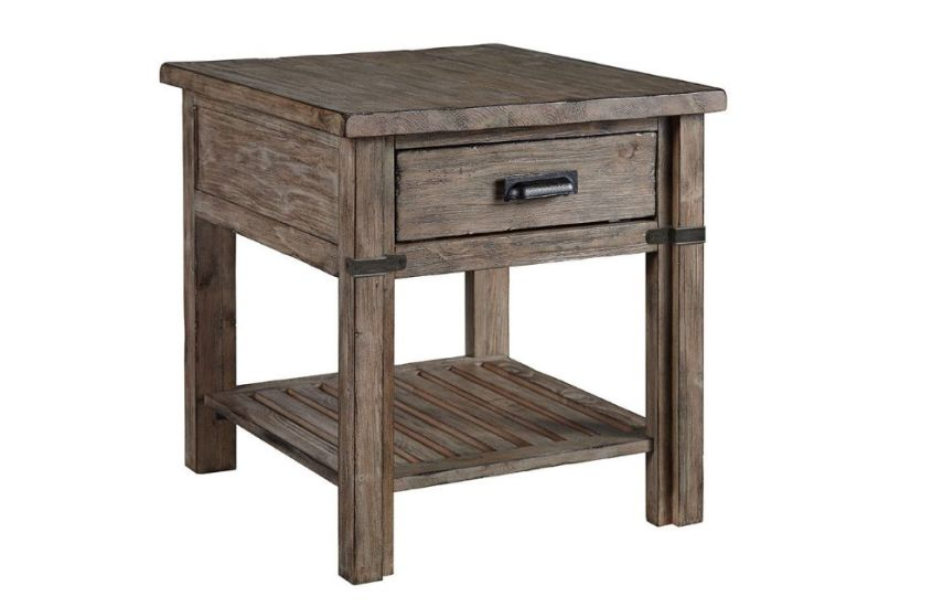 Kincaid Living Room End Table
