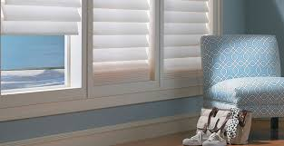 Hunter Douglas Vignette Shade kitchen close up